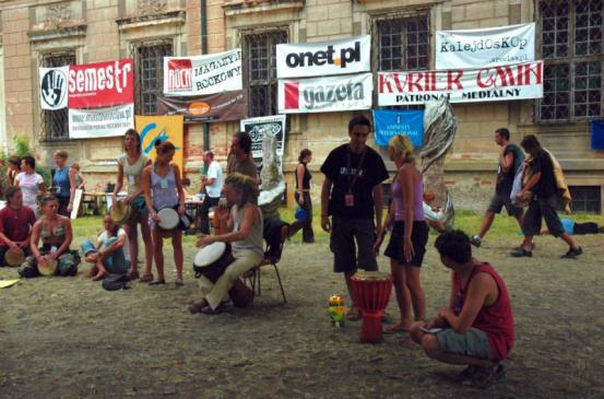 kalejdoskop slot art festival